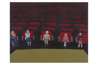 """Children in the Audience of the Dramatic Reading of the Autobiography of X 